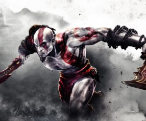 kratos god of war gaming