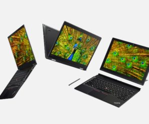 Lenovo Serie X1 la nuova bellissima serie dell'azienda cinese