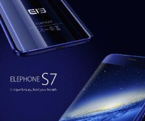 Elephone S7 basta il design
