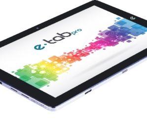 e-Tab Pro il nuovo modello di Microtech