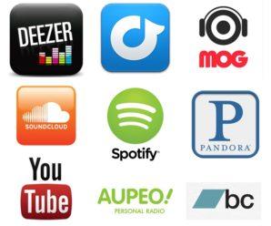 Come ascoltare musica in streaming