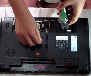 Come cambiare l'hard disk del computer