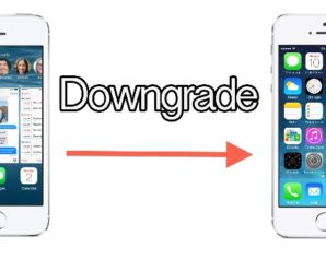Come fare il downgrade di iOS