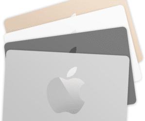 carta regalo apple